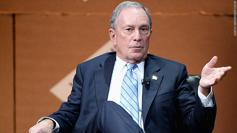 Michael Bloomberg vanity fair