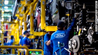 ford europe profits