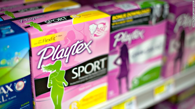 Is the 'tampon tax' unfair to women?