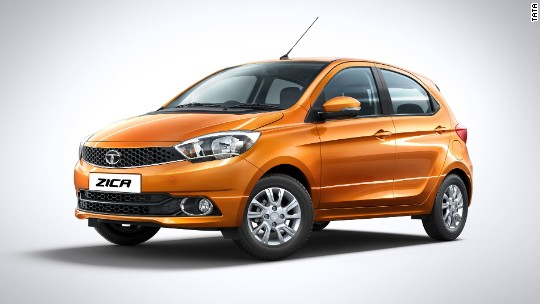 Zika virus forces Tata to rename its new car