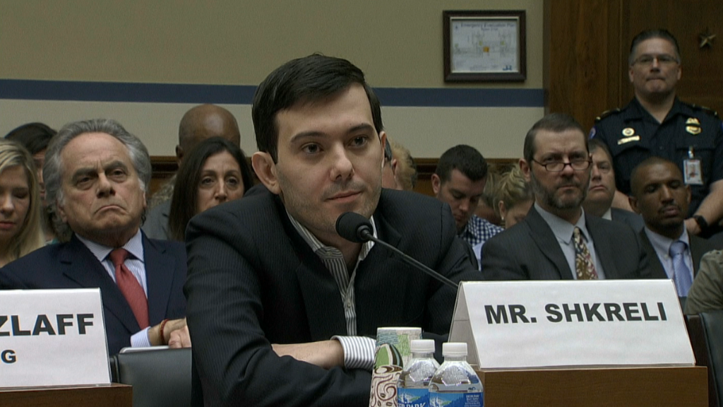 Best moments from Martin Shkreli hearing