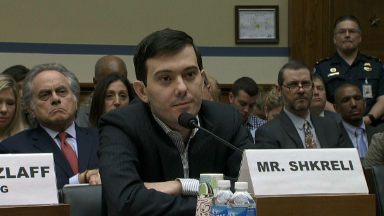 Martin Shkreli invokes Fifth at hearing