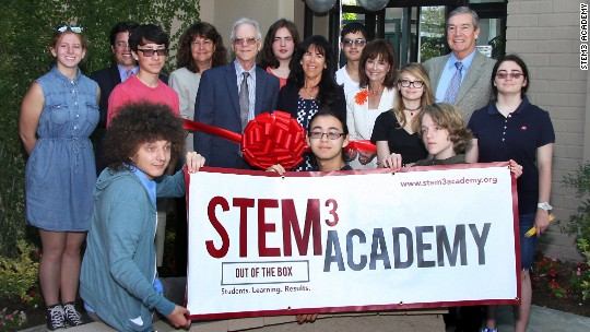 How this STEM school is shattering stereotypes
