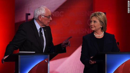 MSNBC's Democratic debate is lowest rated of the season
