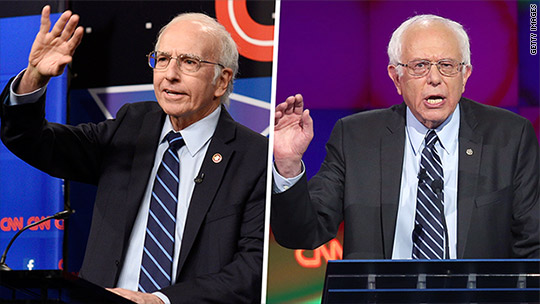 Bernie Sanders to appear on 'Saturday Night Live' with Larry David