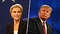 'Megyn Kelly is Donald Trump's toughest adversary in GOP debate' from the web at 'http://i2.cdn.turner.com/money/dam/assets/160205112901-megyn-kelly-donald-trump-split-124x70.jpg'