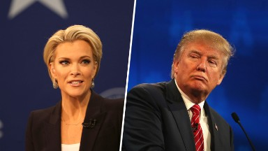 Megyn Kelly reveals behind-the-scenes clashes with Trump