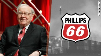 phillips 66 buffett