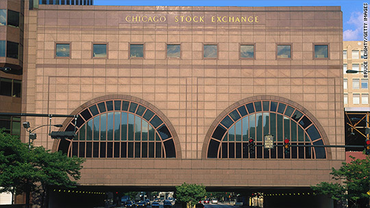 China group to buy Chicago Stock Exchange