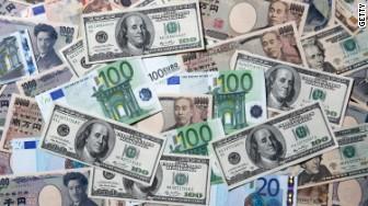 usd euro yen