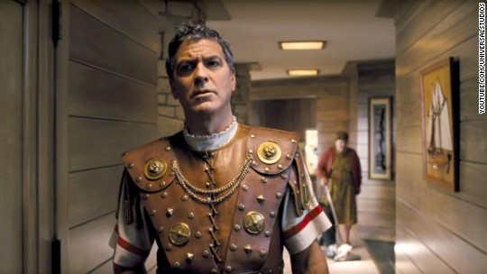 'Hail, Caesar!' hopes to conquer theaters despite Super Bowl