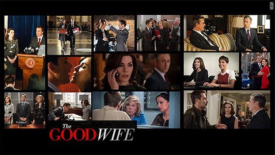 CBS uses Super Bowl to announce 'The Good Wife' is ending