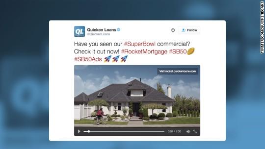 'Rocket Mortgage' Super Bowl ad sparks backlash