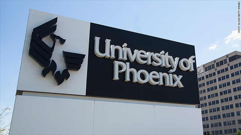 University of Phoenix owner gets out as 50,500 students flee