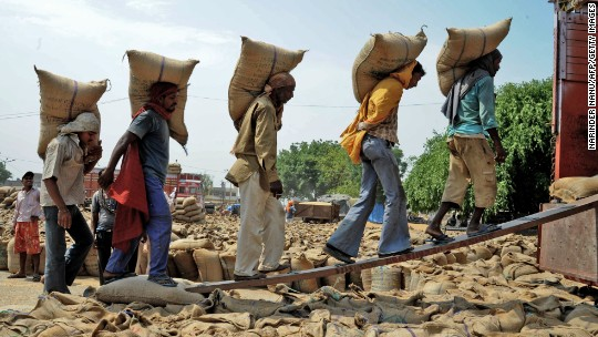 India bucks global trend with 7.3% growth