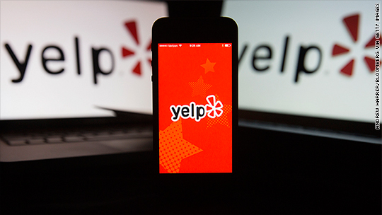 Yelp is really struggling