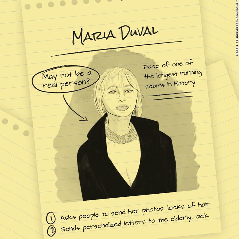 Maria Duval notebook 1 Duval