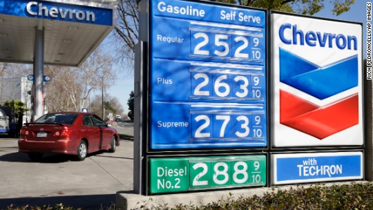 Why gas prices in California are so high