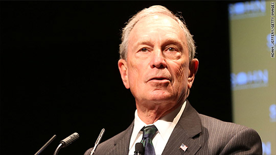 Bloomberg's dilemma: Covering Michael Bloomberg