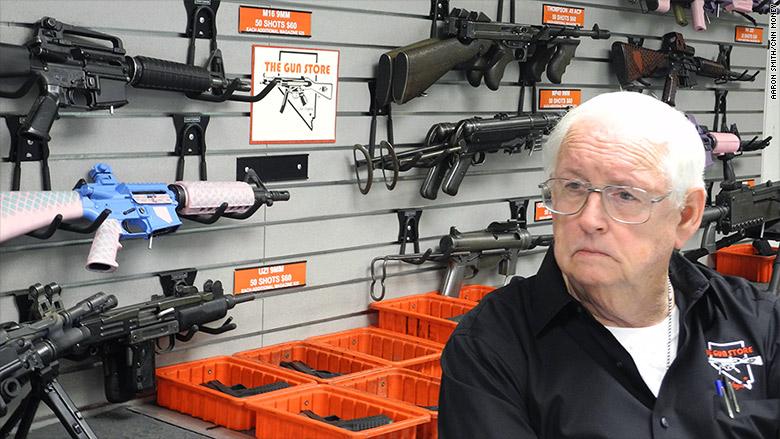 Bob gun shop / Knotts berry farm dinner