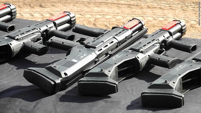 high capacity magazines gun