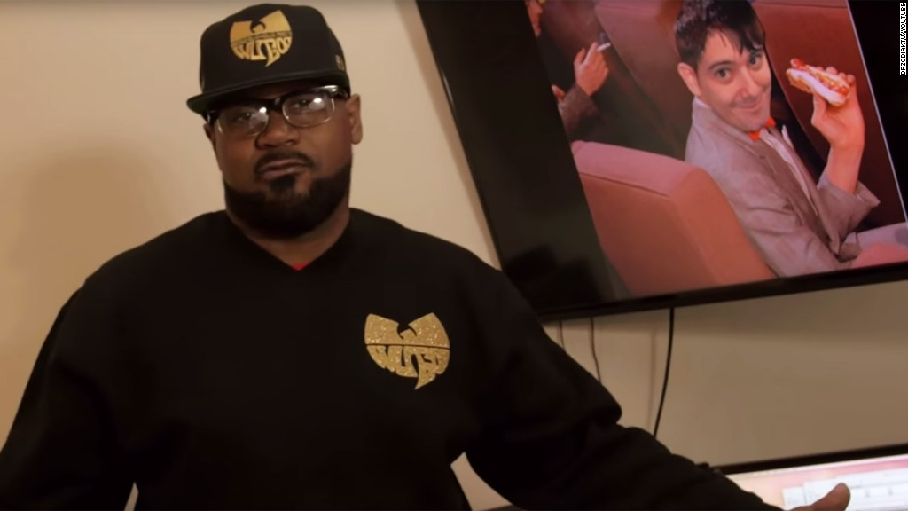 Ghostface Killah to Martin Shkreli: 'Who's washed up now?'