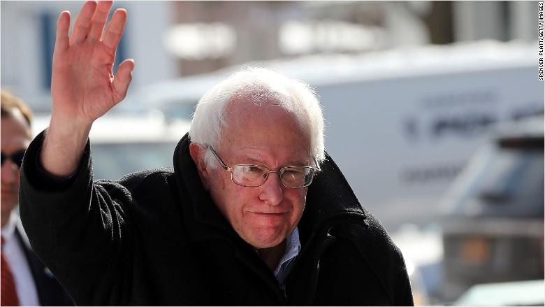 New Hampshire primary: Trump, Sanders win