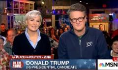 Trump's new target: 'Morning Joe'