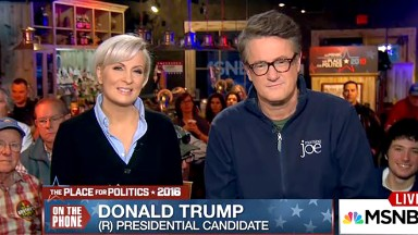Trump's new target: 'Morning Joe'