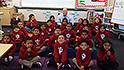 A stranger pledged $1 million to put these kindergartners through college