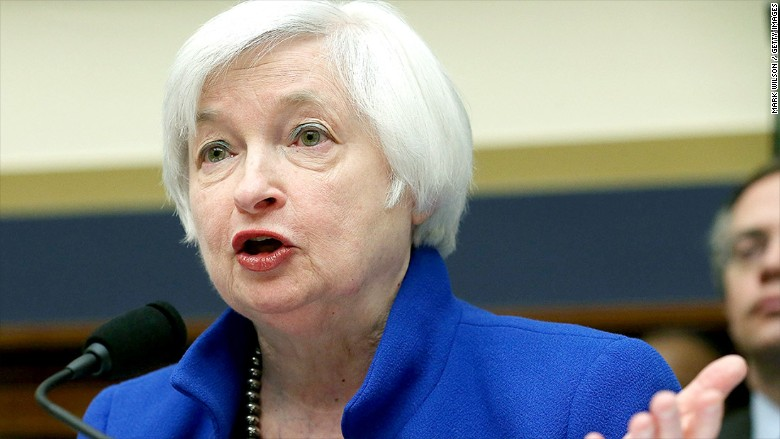4 takeaways from Janet Yellen's testimony
