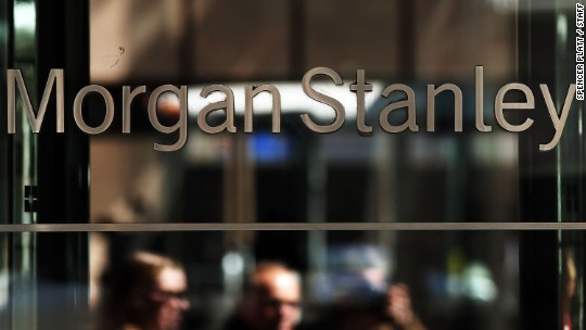 Morgan Stanley to pay $3.2 billion for market meltdown