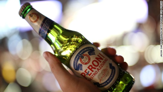 Japanese beer giant Asahi seeks to swallow Peroni and Grolsch