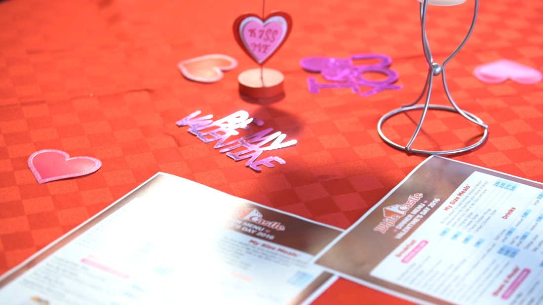 valentine's day at white castle: not as bad as it sounds - video, Ideas