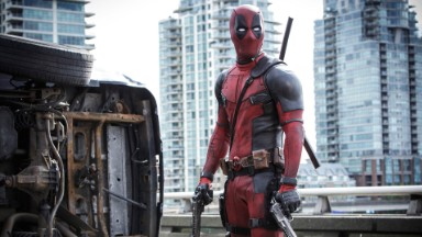Meet Deadpool, Marvel's pottymouthed antihero