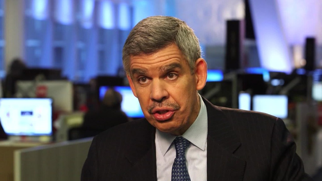 El-Erian leans left, but says 'listen to what the Republicans are saying'