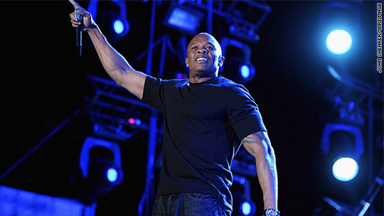 Dr. Dre to star in Apple's first original TV series