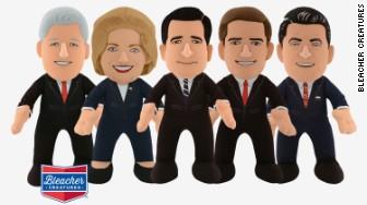 presidential bleacher creatures