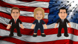 Meet the presidential candidates...in doll form