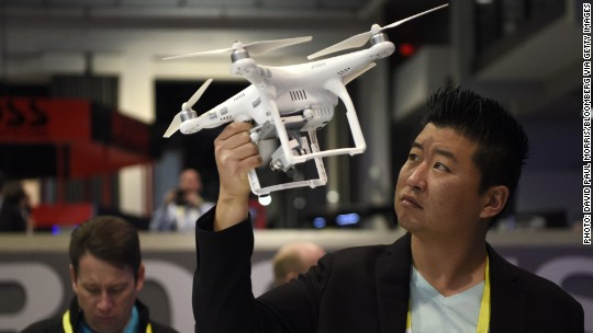 U.S. drone registrations skyrocket to 770,000