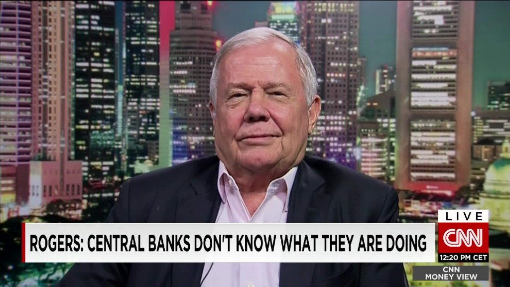 Jim Rogers: We will all suffer from a global recession