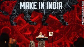 Modi India economy