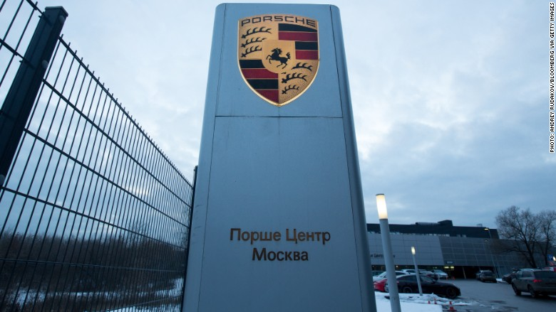 Porsche Russia