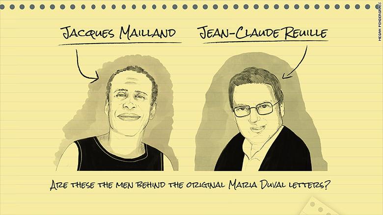 Maria Duval notebook 4 Reuille Mailland