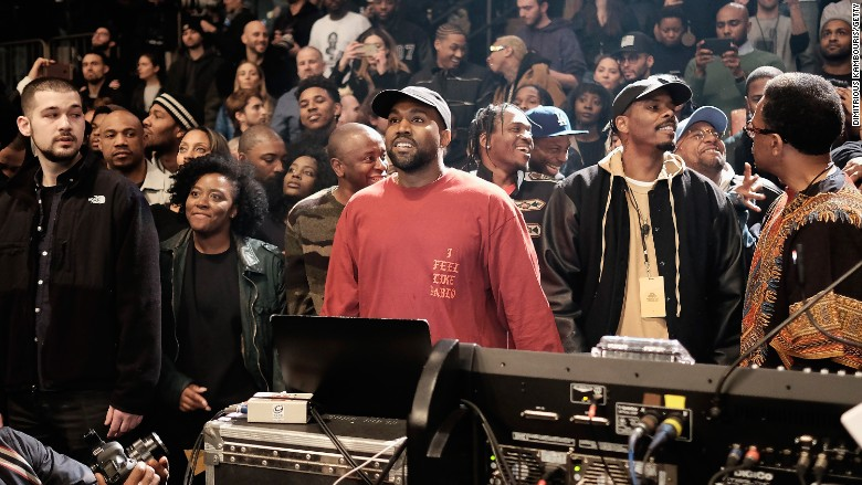 Kanye West rants about Tidal-Apple 'beef'