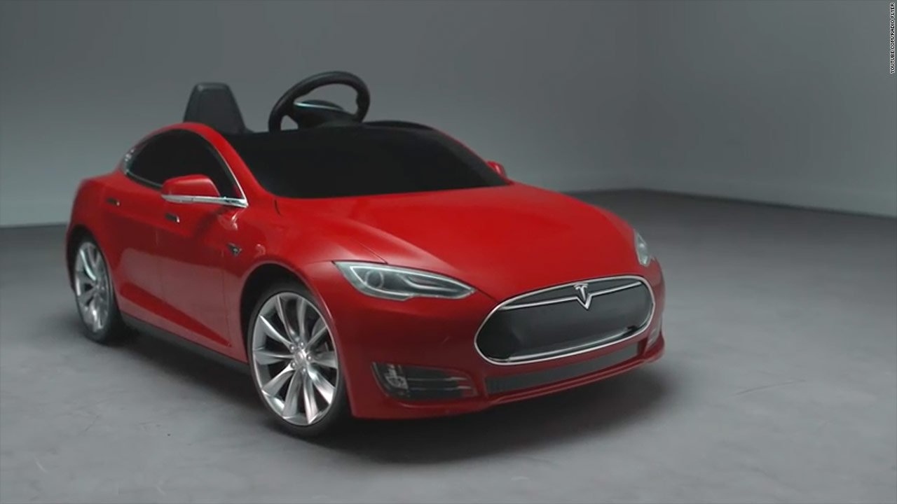 this tesla will only cost you 500 video business news. Black Bedroom Furniture Sets. Home Design Ideas