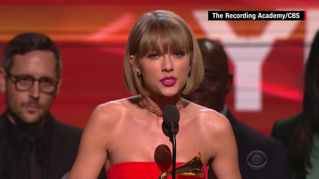 The Grammys in one minute