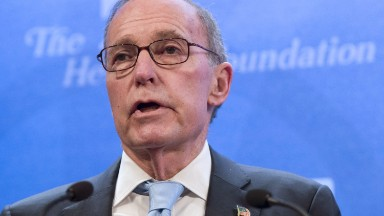 Larry Kudlow and the Trump-TV feedback loop