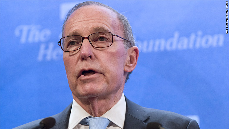 larry kudlow CNBC