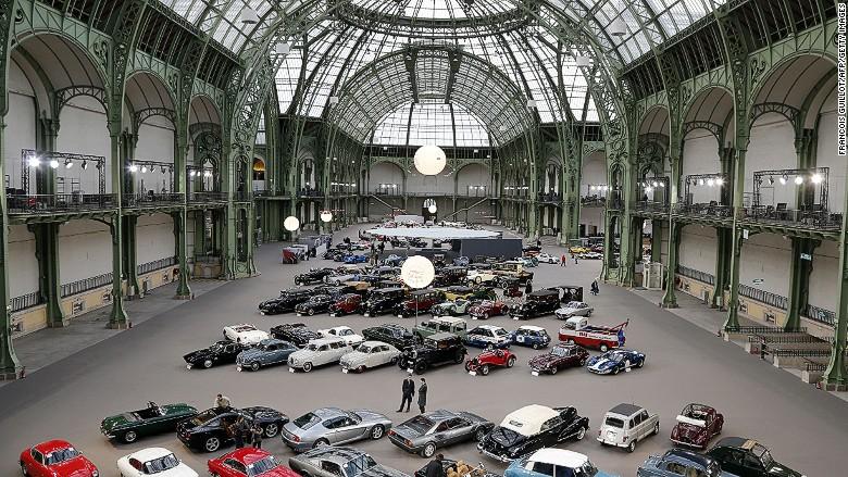 Bonhams auction house cars